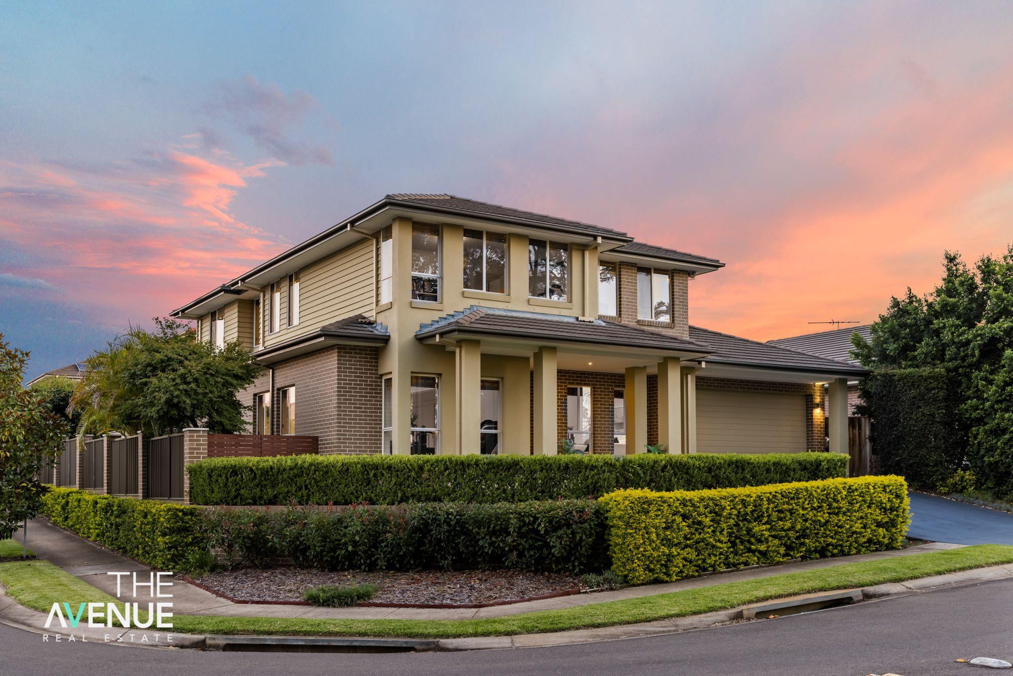 27 Queensbury Avenue, Kellyville NSW 2155