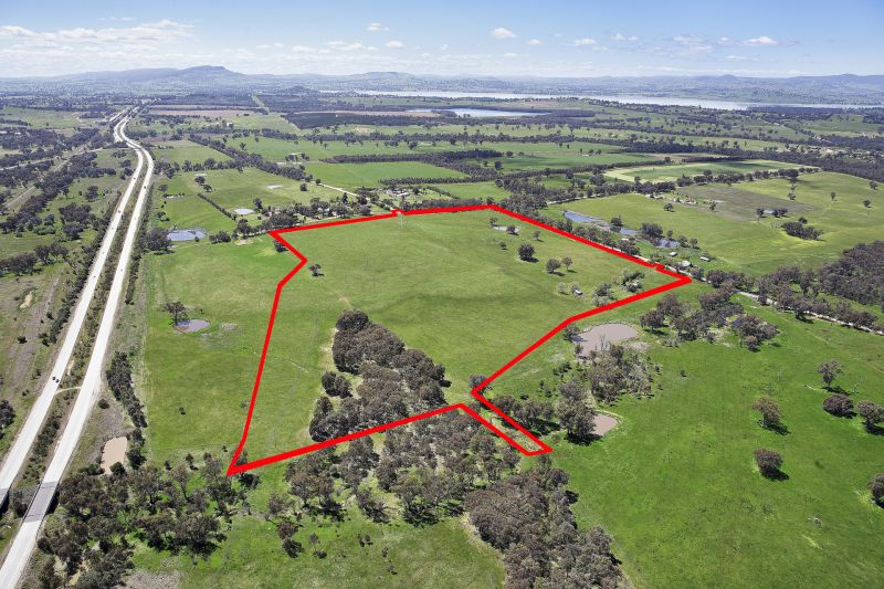 Significant residential parcel