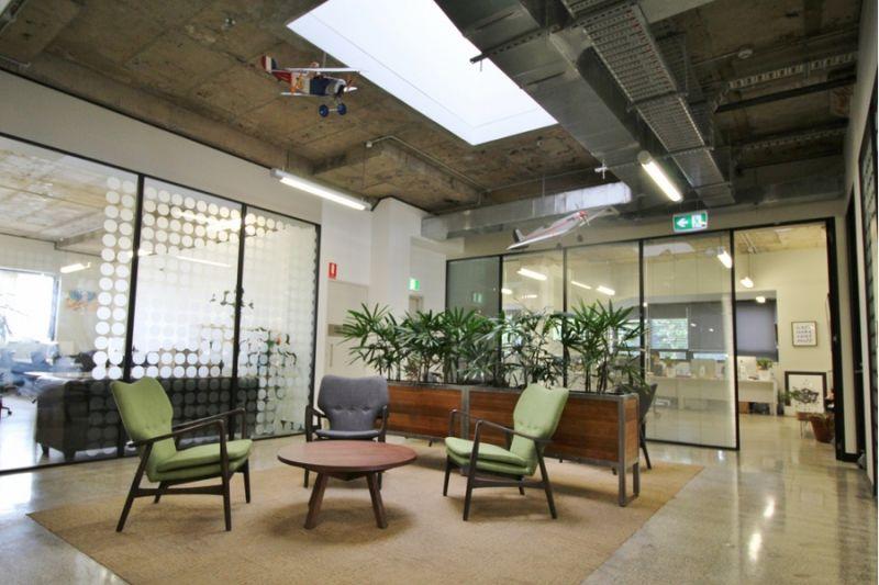 Warehouse Style Creative Office