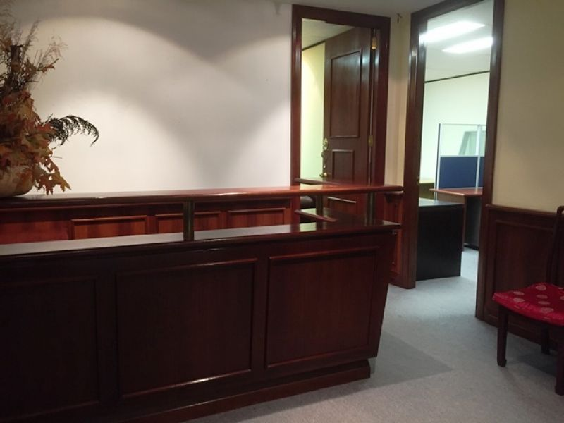 60m2 Fitted CBD Office for Lease!