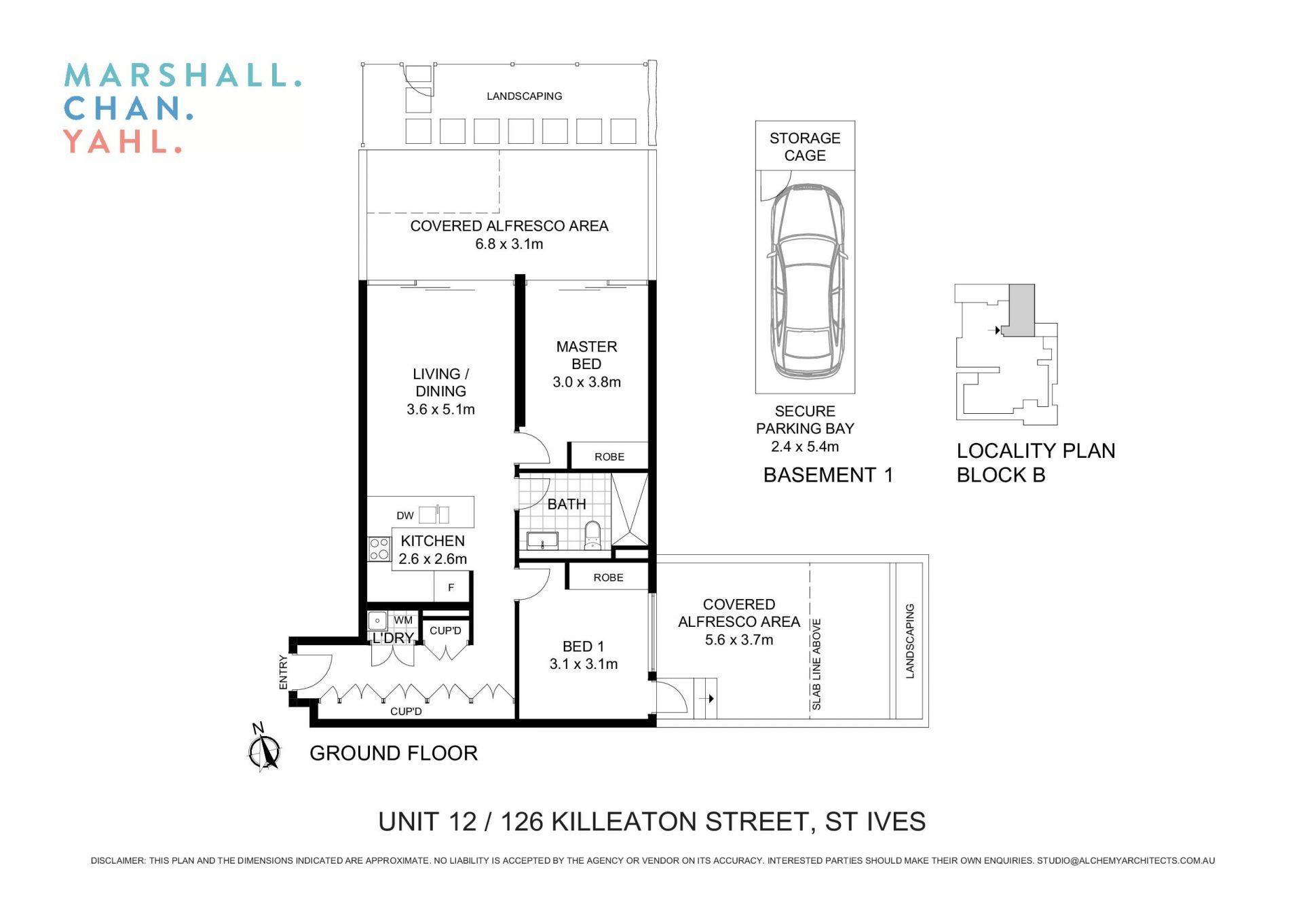 12/126 Killeaton Street St Ives 2075