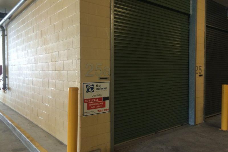 Immaculate Storage Unit