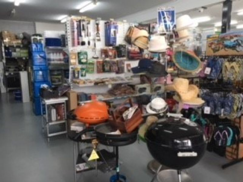 AWARD WINNING HARDWARE STORE WITH OCEAN FRONT PROPERTY - SELLING FREEHOLD