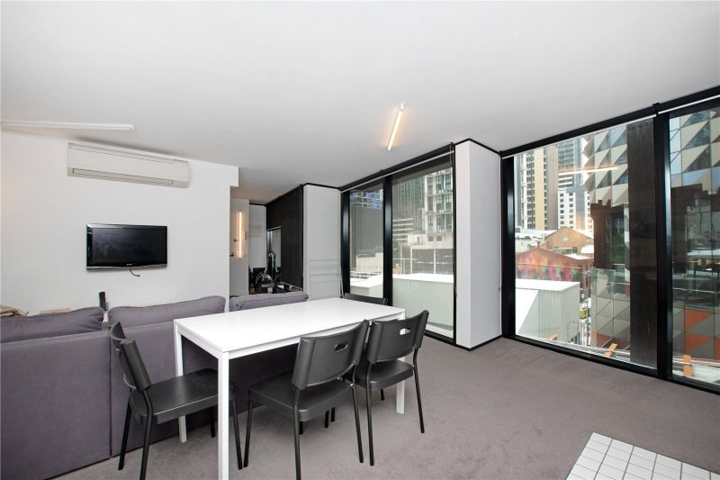 A'Beckett Towers: Furnished One Bedroom Apartment in the Heart of CBD!