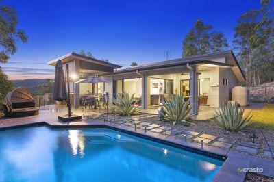 High Quality Modern 48sq home with Hinterland Views