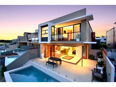 Stunning, private and luxurious!