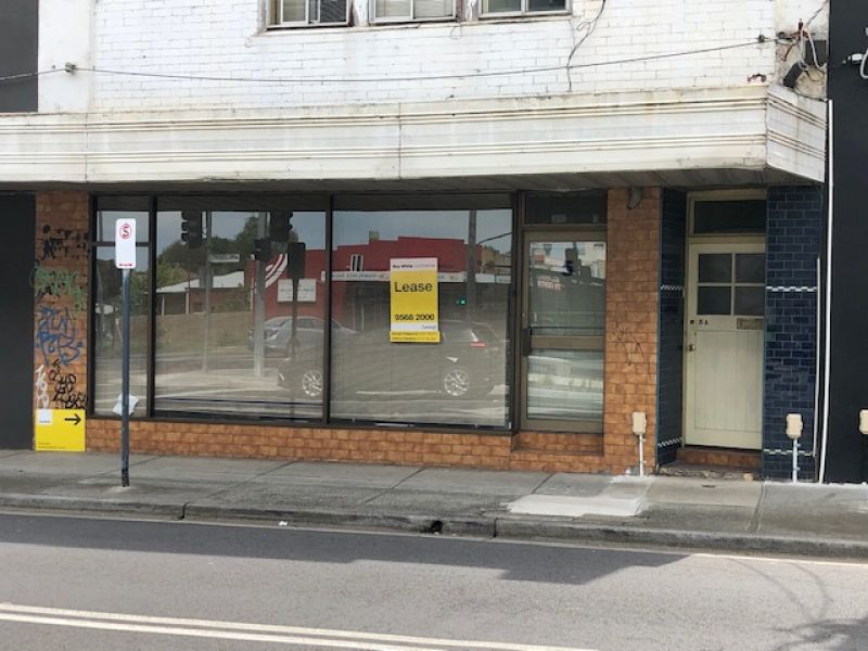 RETAIL / OFFICE IN VIBRANT SOUGHT AFTER LOCATION