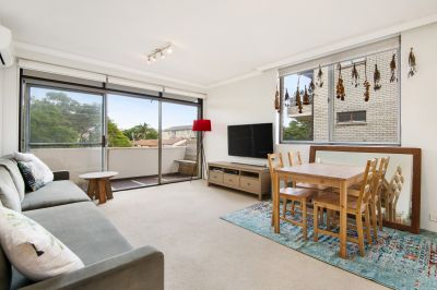 Light Filled Two Bedroom Haven with LUG - In Peaceful Tree-Lined Avenue