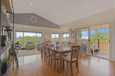Dual living potential, living space in abundance, views to surfers and Burleigh and so much more!