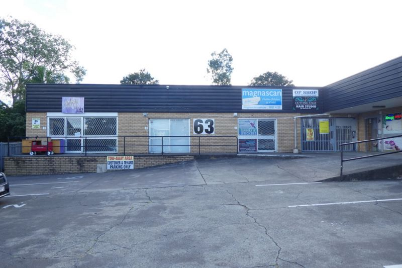 73m2* Office Or Shop On Busy George Street
