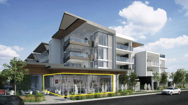 Ground Floor Retail / Restaurant  - In Brand New Dune Development