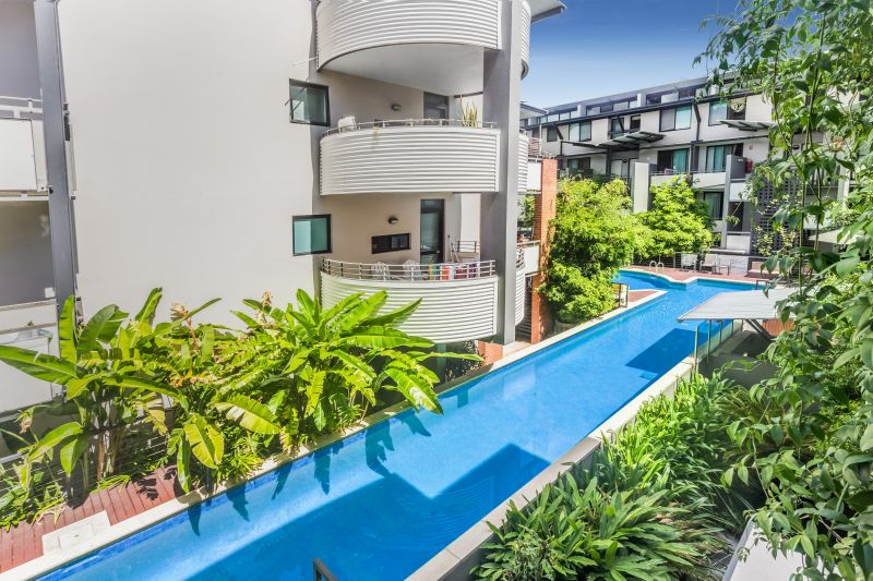 Resort Style Living in Teneriffe @ The Cannery>