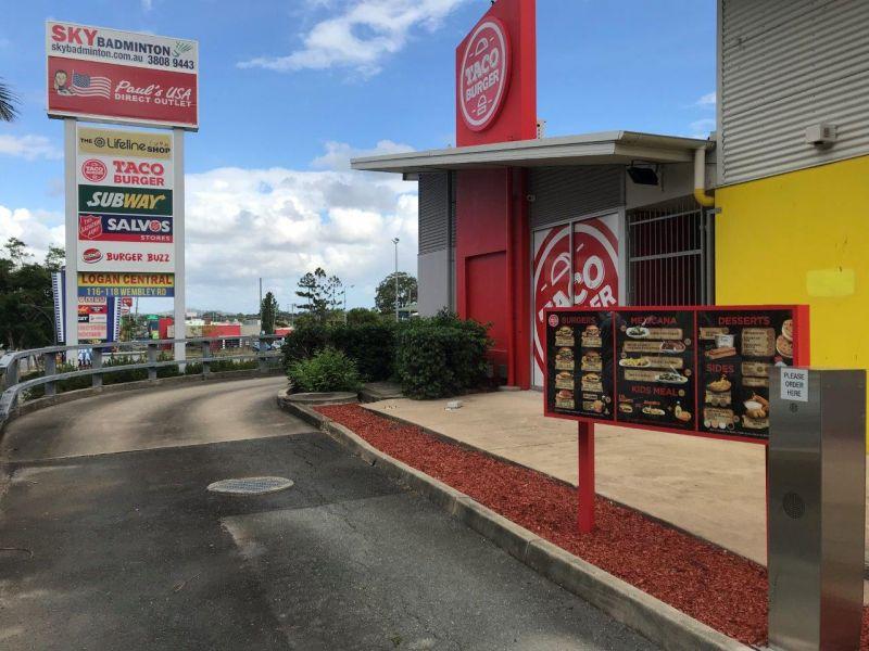 Restaurant/Takeaway with Drive-Thru