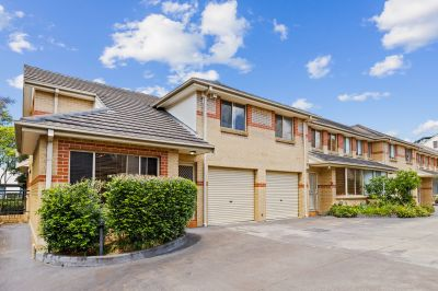 Spacious light filled townhouse set in a highly convenient and popular location