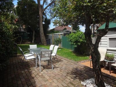AFFORDABLE CHARMING SANDSTONE SEMI WITH DEEP NORTH FACING GARDENS