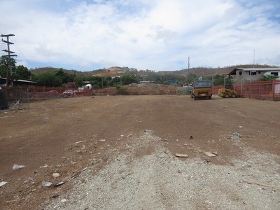 Land for rent in Port Moresby Rainbow Estate