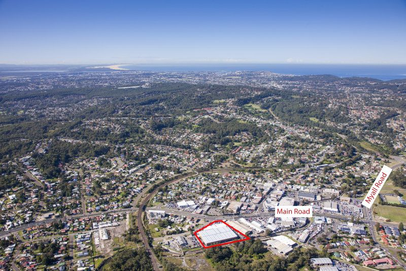 Investment Property Underpinned by Market Leading ASX Listed Company
