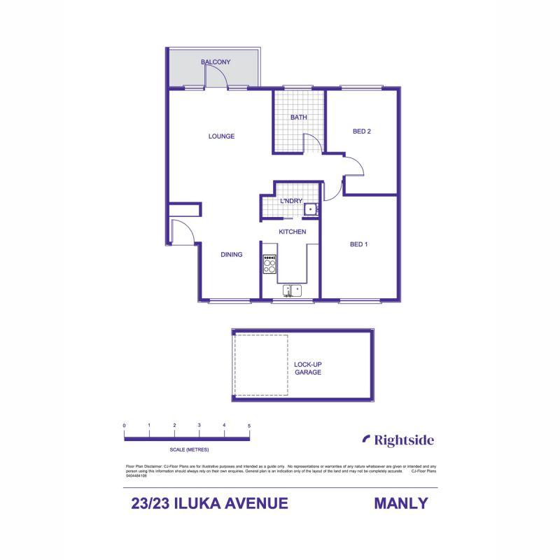23/23 Iluka Avenue Manly 2095