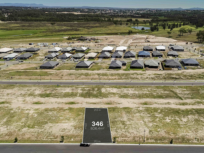 Chisholm (Lot 346) 33 Watervale Circuit | Harvest
