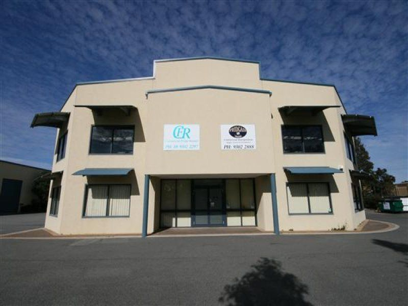 Leased Modern Strata Office/Warehouse