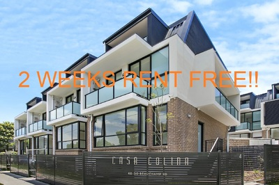 2 WEEKS RENT FREE - Brand New Contemporary Home