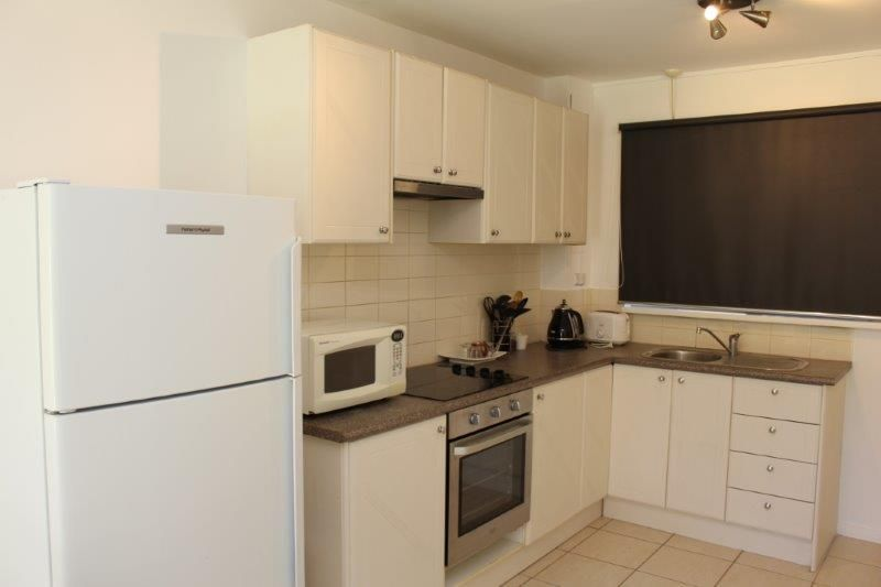 IMMACULATELY PRESENTED - FURNISHED AND PARTLY EQUIPPED GROUND FLOOR UNIT