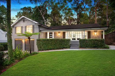 Newly renovated family entertainer in a sought after leafy pocket