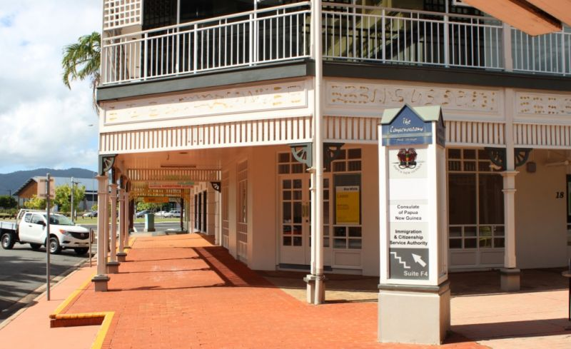 Exposure To Abbott Street - Office / Retail For Lease