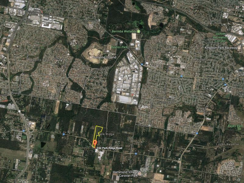 Primary Commercial Industrial Land For Development