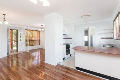 Renovated & affordable three bedroom home in Popular Emerald Downs