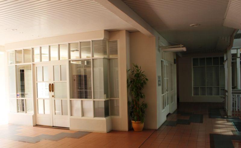 Open Plan Office In CBD