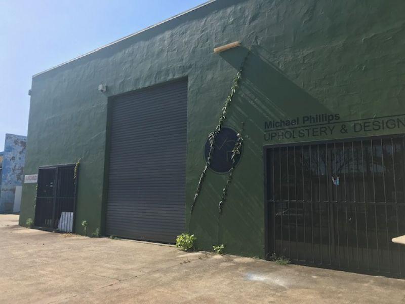 170sqm Front Factory in Currumbin