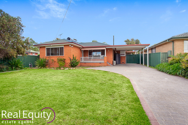 Real Estate For Lease 31 Harvey Street Macquarie Fields Nsw
