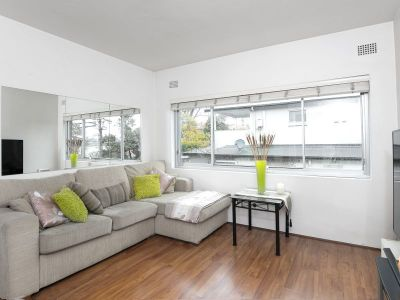 Updated Apartment with Parking