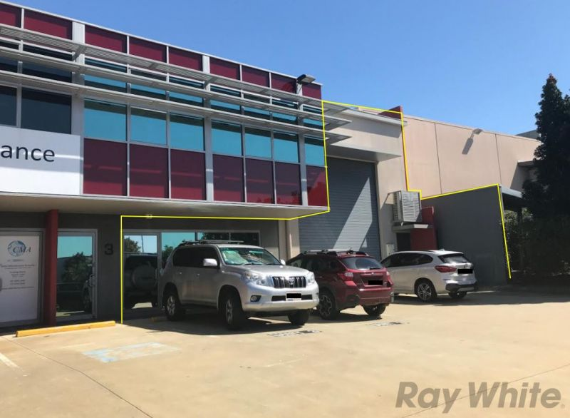 Well Presented Warehouse Available on Business Drive