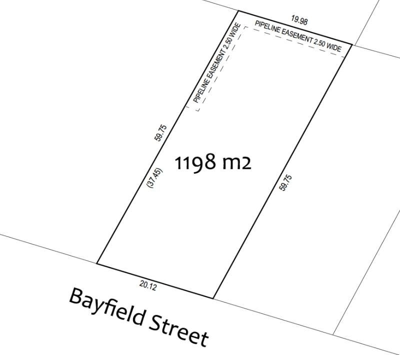 COMMERCIAL LAND, ZONED CENTRAL BUSINESS, POSSIBLE MULTI-LEVEL DEVELOPMENT