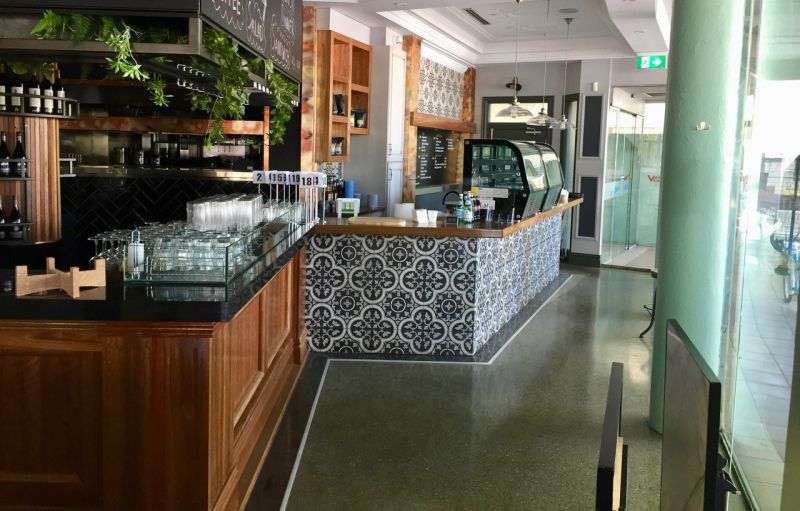 Canberra City Centre Restaurant 2601, Prime and Iconic Location