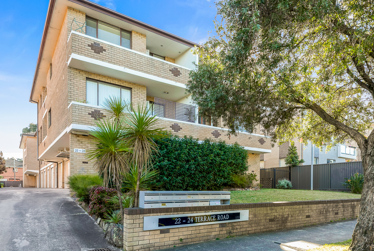 2/22-24 Terrace Road, Dulwich Hill