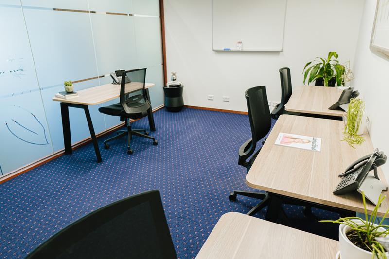 Executive 2-person office in Melbourne's most prestigious building
