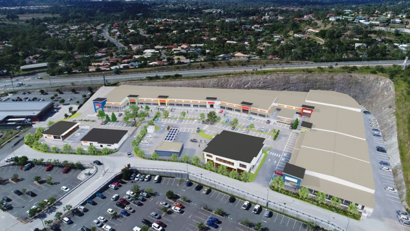 Showroom Development Next To Bunnings And Aldi With DA For 24 Units