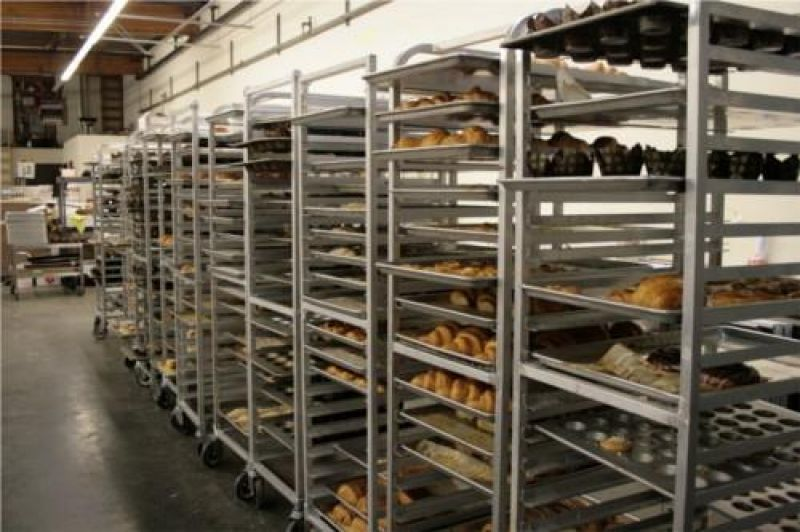 Bakery manufacturing and wholesale supplier.