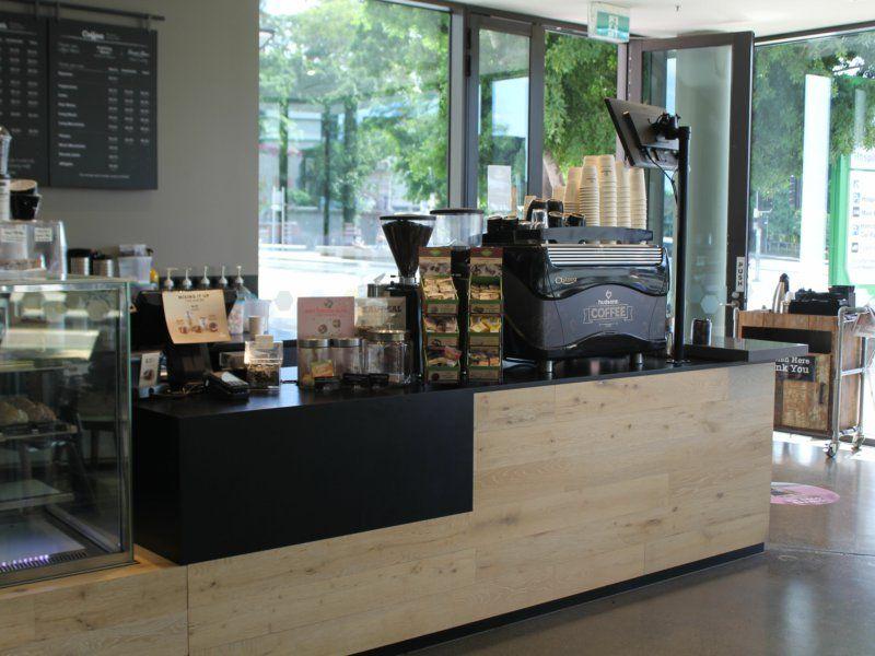 Hudsons Coffee - South Brisbane