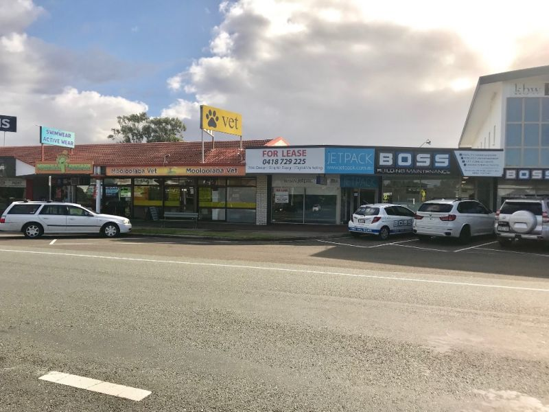 Retail Showroom Exposure on Brisbane Road