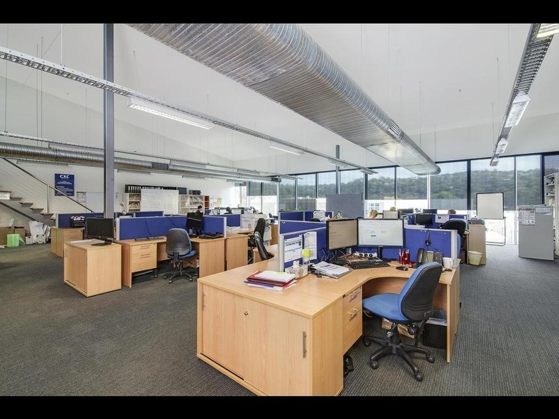 Spectacular office space
