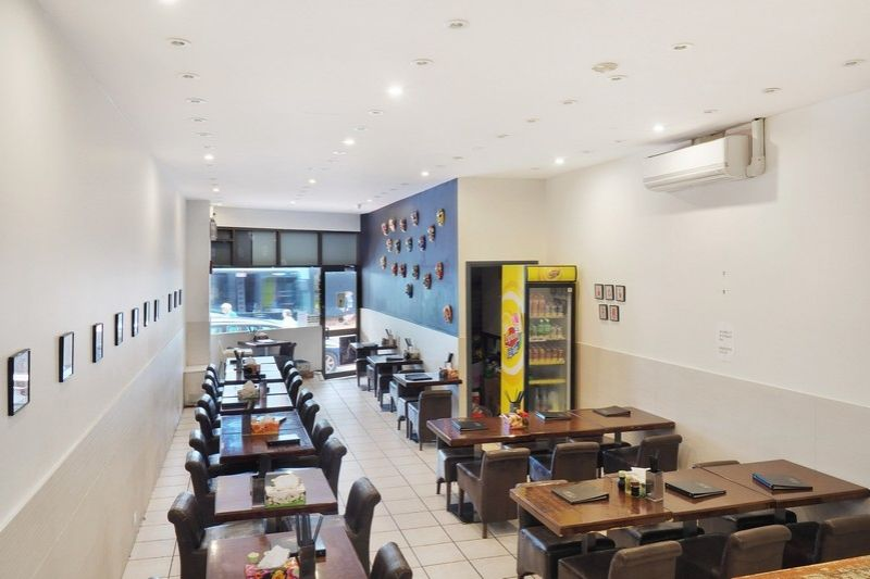 FULLY FITTED RESTAURANT ACROSS FROM HURSTVILLE STATION!
