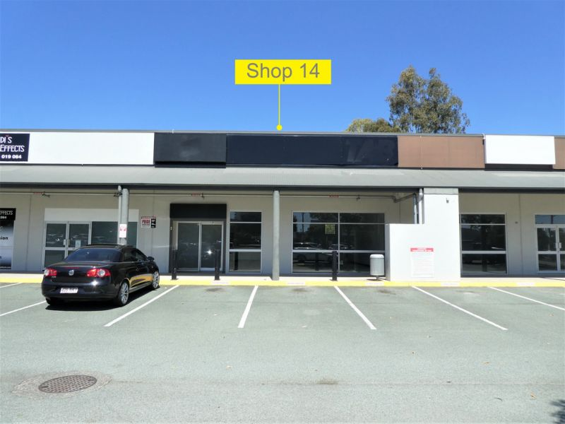Retail Shop Or Office Or Take-away With Excellent Potential