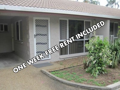 ONE WEEKS FREE RENT INCLUDED!