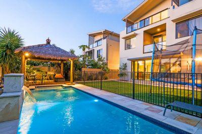 Stunning Tri-Level, Easy-Living Home