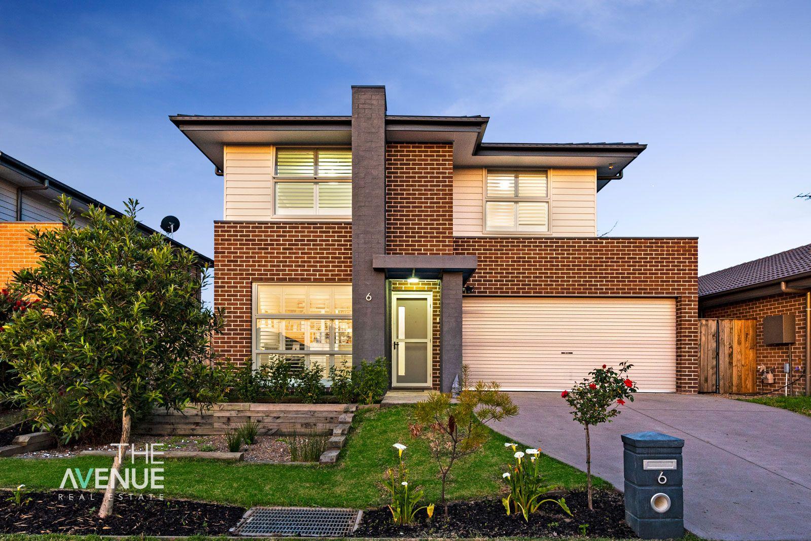 6 Halloway Boulevard, North Kellyville NSW 2155