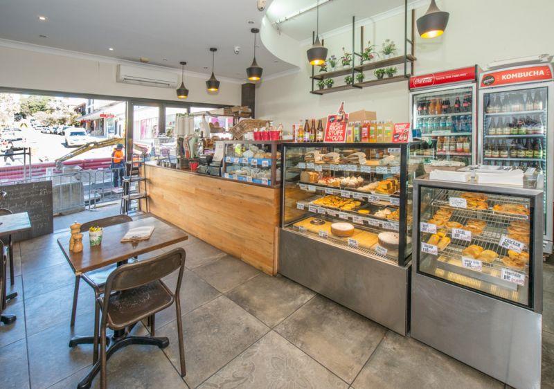High Exposure Food Premises on Coogee Bay Road